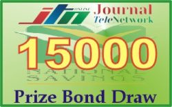 Rs15000 Prize Bonds jtnonline