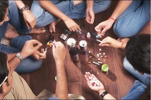 Drugs trend in educational institutions and parents