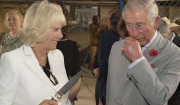 Prince Charles and Melaparker